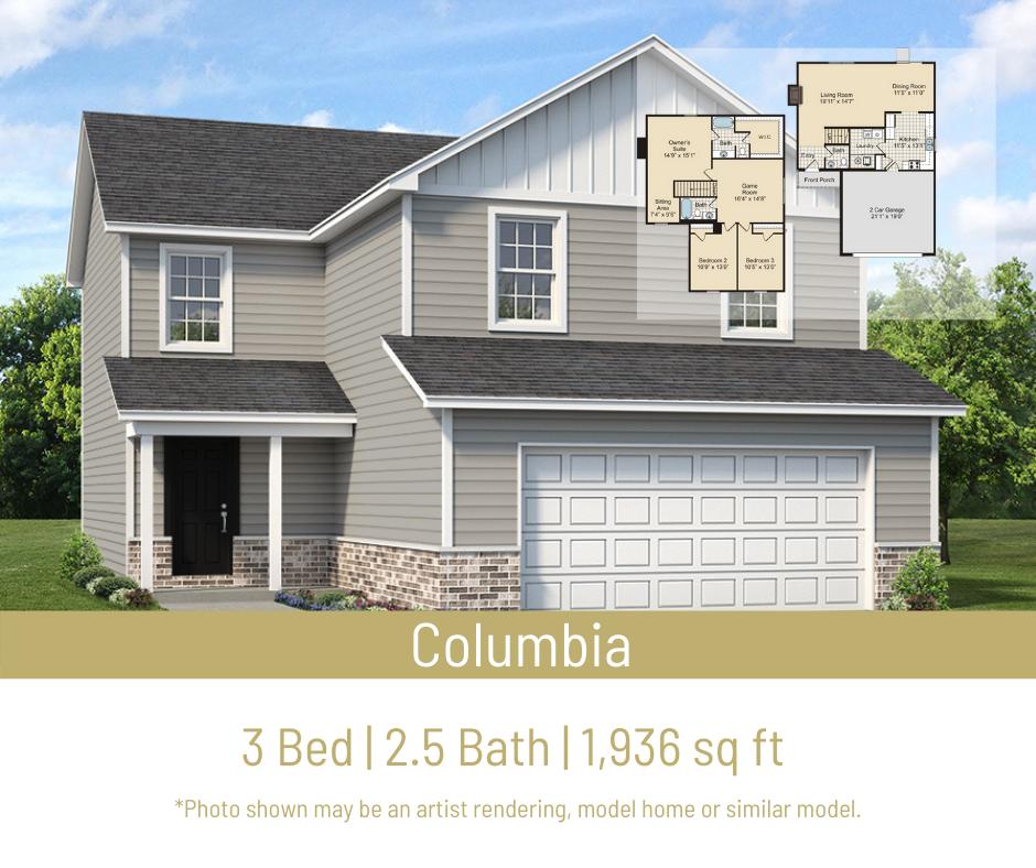 Columbia - no price